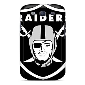 linfenglinHigh-quality Durable Protection Case For Galaxy S3(oakland Raiders)