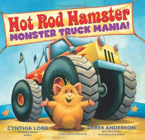Hot Rod Hamster: Monster Truck Mania! Hot Rod Truck