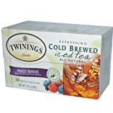 Twinings Iced Teas Review and Comparison