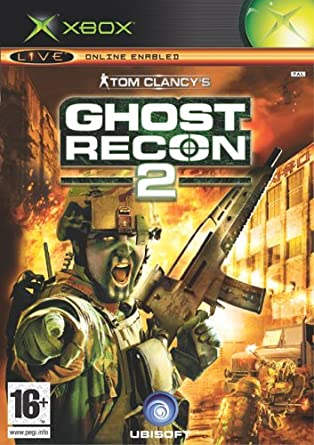 Amazon Com Tom Clancy S Ghost Recon 2 Xbox Video Games