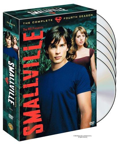 Smallville - Season 4 - Import Zone 2 UK (anglais uniquement) [Import anglais] (Smallville Season 2 compare prices)