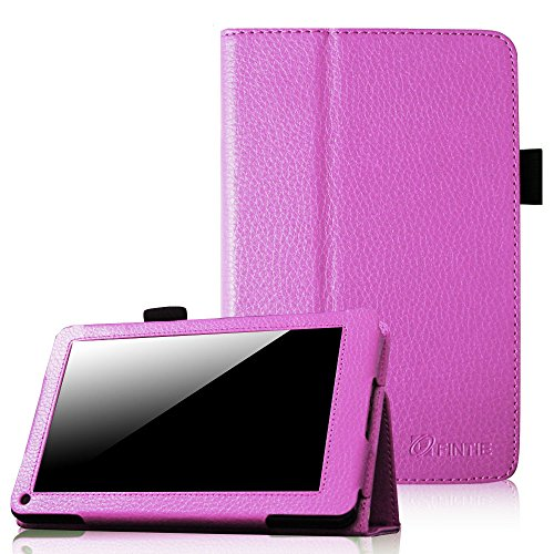 "Photo - Fintie Folio Case for Kindle Fire 1st Generation - Slim Fit Stand Leather Cover for Amazon Kindle Fire 7"" Tablet (will only fit Original Kindle Fire 1st Gen - 2011 release, no rear camera), Violet"