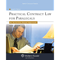 Practical Contract Law for Paralegals: An Activities-Based Approach, Third Edition (Aspen College Series)