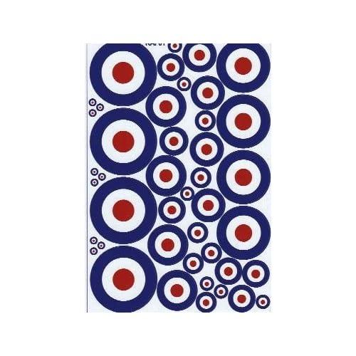 De haute qualité en vinyle RAF de Spitfire