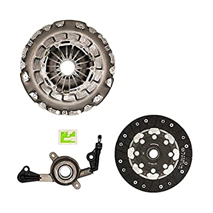 Image Unavailable. Image not available for. Color: NEW OEM CLUTCH KIT FITS MERCEDES BENZ ...