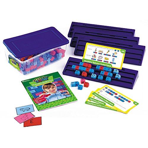 Learning Resources Reading Rods Phonemic Awareness Kit
