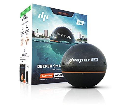 Deeper Smart Fishfinder 3.0 (Smart Phone Depth Finder)