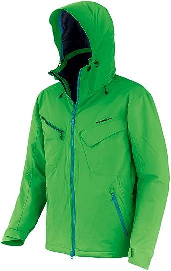 Trango Donk Termic - Chaqueta para hombre, Verde, L