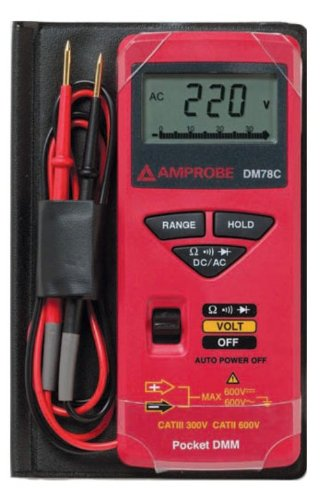 (Amprobe DM78C Credit Card Size  Digital)