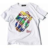 ローリングストーンズ(The Rolling Stones) チェックロゴ Tシャツ