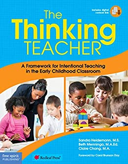Amazoncom The Thinking Teacher A Framework For Intentional