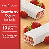 Nutrisystem® Strawberry Yogurt Bars Bundle, 10 Count Bars