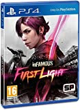 inFamous First Light - PS4 (Physical Version)