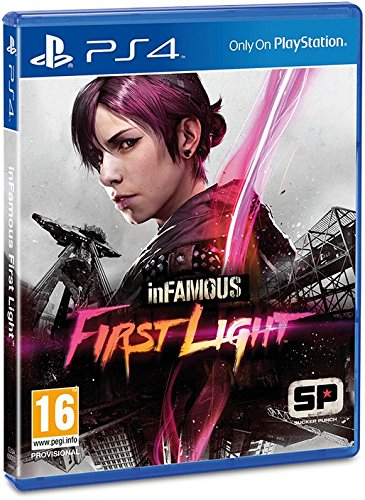 InFamous: First Light (2014) (Video Game)