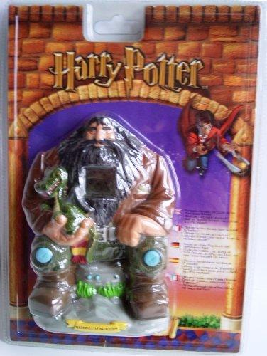 Amazon.com: Rubeus Hagrid Harry Potter Handheld Mini Action ...