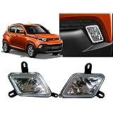 Auto Pearl LED Fog Lamp for Mahindra KUV 100 (Set of 2)