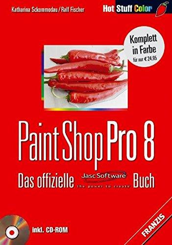 Paint Shop Pro 8 (Hot Stuff)
