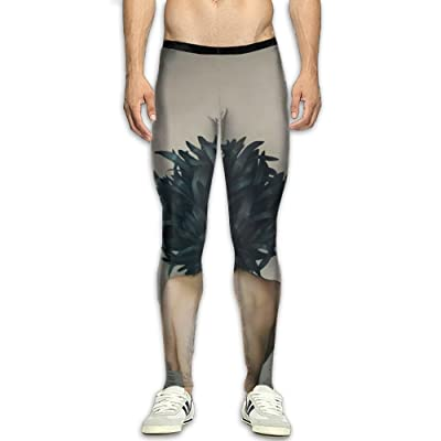 Virgo Cupid Angel Love Base Layer Compression Pants/Running Tights Cycling Pants Guys Cold Weather