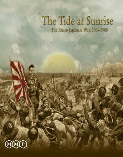 MMP: MMP: MMP: Tide at Sunrise, the Russo-Japanes War, 1904-05, Board Game by MMP Multi-Man Publishing cc0310