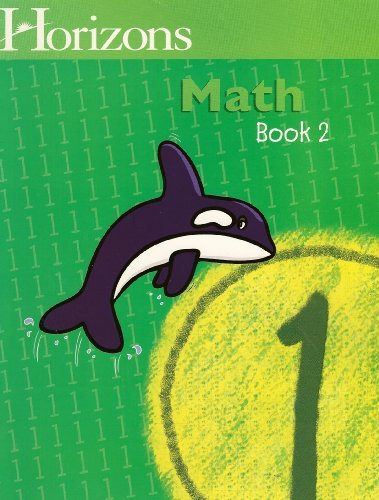 Horizons Math BOOK 2 (Lifepac)