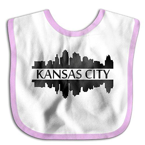 Kansas City Silhouette Baby Boys Girls Waterproof - Centre Seasons Town Four