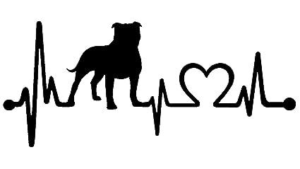 Amazon com: Pitbull Heartbeat Lifeline - Vinyl 6