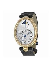 Breguet Reine De Naples Ladies Yellow Gold Diamond Watch 8908Ba/52/864 D00D