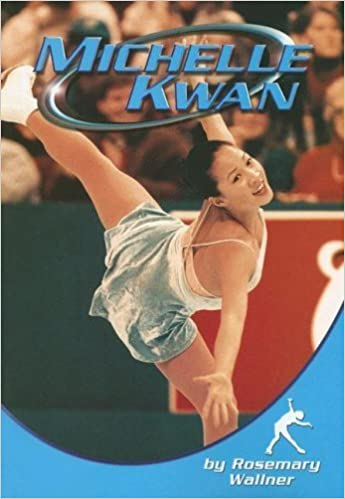 Book Michelle Kwan (Sports Heroes) by Rosemary Wallner (2001-09-01)
