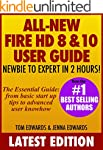 All New Fire HD 8 & 10 User Guide - N...
