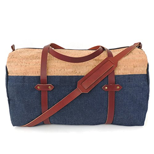 ash and Denim Weekender by Spicer Bags ()