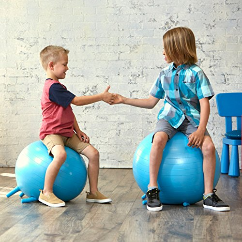 Gaiam Kids Balance Ball Chair