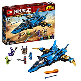 Ninjago Legacy Jay'S Storm Fighter Building Kit, Colourful