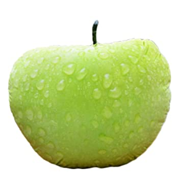 Black Temptation Simulación de Vegetales Frutas de Peluche Cojín de Almohada Creativo Regalo de cumpleaños #