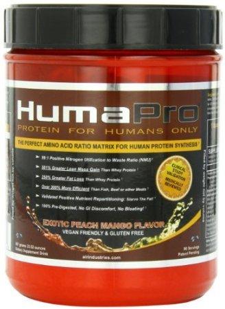 ALR Humapro Weight Loss Powder, Peach, 667 Gram