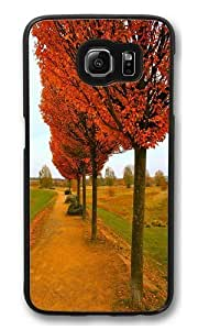 Hannover, Germany PC Case Cover for Samsung S6 and Samsung Galaxy S6 Black