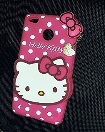 new arrival d4026 b1b75 Delkart Nice Kitty Cover for Xiaomi Redmi 4 (Launched in 2017) (Pink)