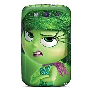 TimeaJoyce Samsung Galaxy S3 High Quality Hard Cell-phone Case Customized Vivid Inside Out Image [PPG20242XbbE]
