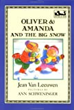 Oliver and Amanda and the Big Snow, Jean Van Leeuwen, 0803717628