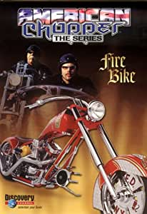 American Chopper: The Series - Fire Bike