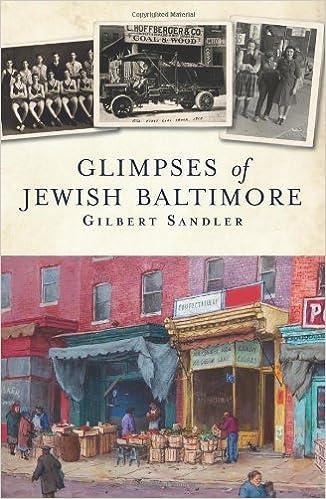 Descargar Bit Torrent Glimpses Of Jewish Baltimore Paginas Epub