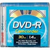 Maxell DVD-R for Sony DVD Camcorders (567622) - Best Reviews Guide