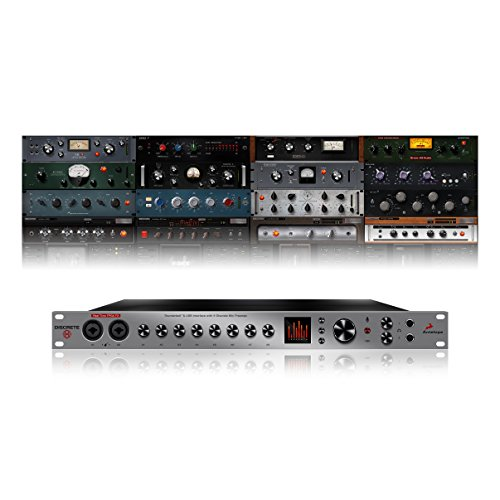 Antelope Audio Discrete 8 Microphone Preamp and Thunderbolt/USB Interface ()