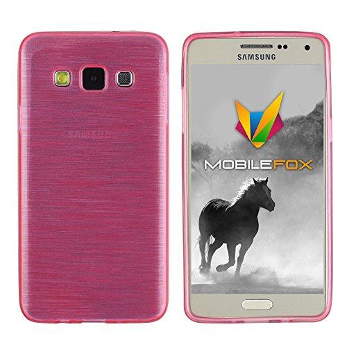 Mobilefox Paul Schutzhülle Soft Case Samsung Galaxy A3 (2014-2015) Pink