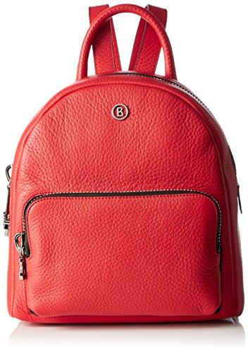 Bogner Blanca 2 - Bolso mochila Mujer Rojo (Flame)