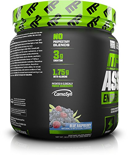 MusclePharm Assault Sport Nutrition Powder