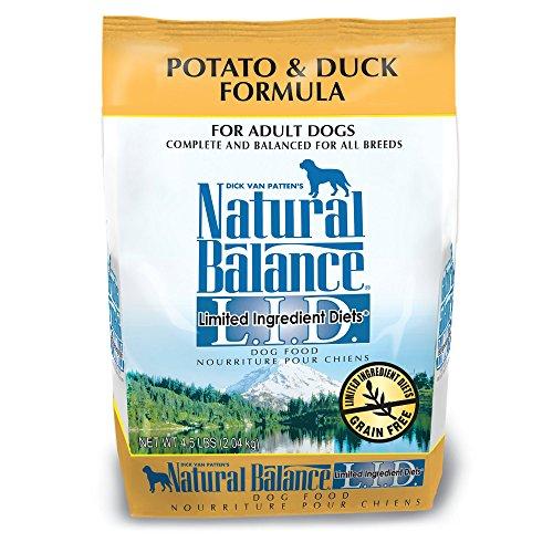 Natural Balance Lid Dog Food Reviews