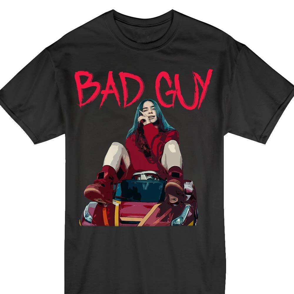 Billie Eilish Lovers Music Gift Shirts Bad Guy T Shirt 1205