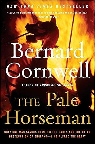 The Pale Horseman The Saxon Stories 2 By Bernard Cornwell