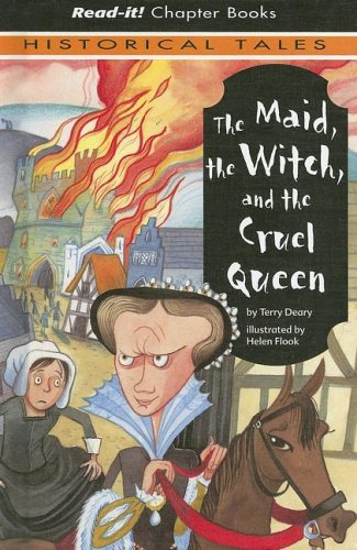 Download The Maid, the Witch, and the Cruel Queen (Read-It! Chapter Books: Historical Tales) PDF