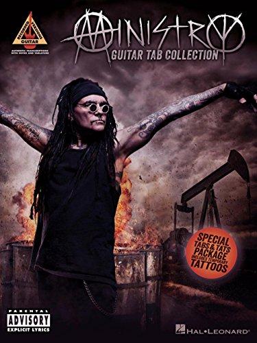 Hal Leonard 80s Metal - Hal Leonard Ministry Guitar Tab Collection Guitar Tab Songbook